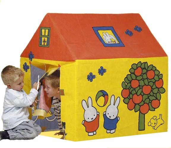 Wonderlijk Nijntje Tent Nijntje - Buitenspeelgoed Winkel UO-23