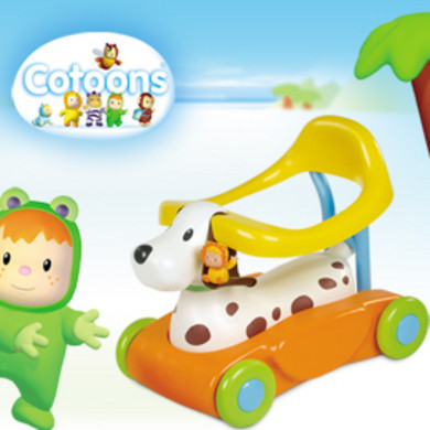 143cd45a89f464 ... Smoby Cotoons Junior Looauto 3 in 1. Smoby_Cotoons_Ju_4c02b191b366b