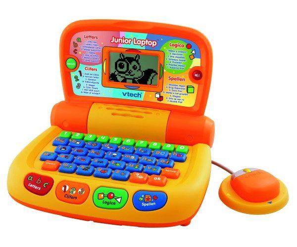 Welp Vtech Junior Laptop Oranje - Buitenspeelgoed Winkel NX-65