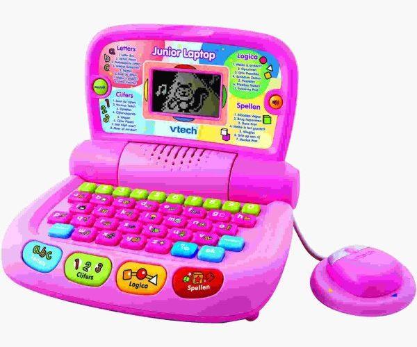 Verwonderlijk Vtech Junior Laptop Roze - Buitenspeelgoed Winkel ST-33